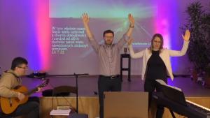 Przeżyj chrzest w Duchu Świętym!